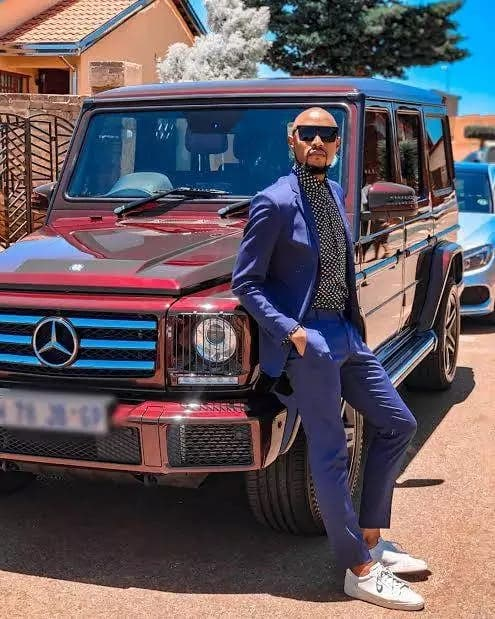 Why Somizi Is Still Holding On To Marriage With Mohale