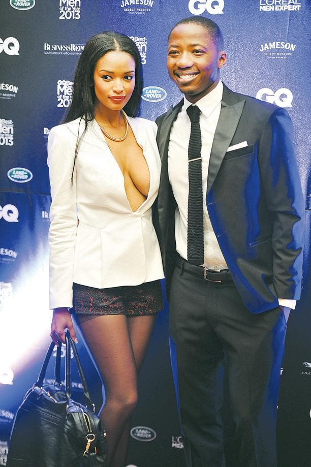 Ayanda Thabethe's Ex-Husband and His Girlfriend Are Expecting