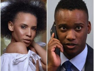 Thuli Phongolo Speaks On Duduzane Zuma
