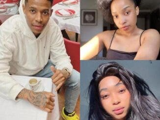Bongani Zungu' s Current Bae And Ex