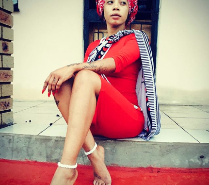 Kelly Khumalo Distances Herself From Meyiwa's