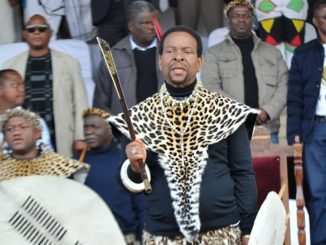King Goodwill Zwelithini's Son Dies