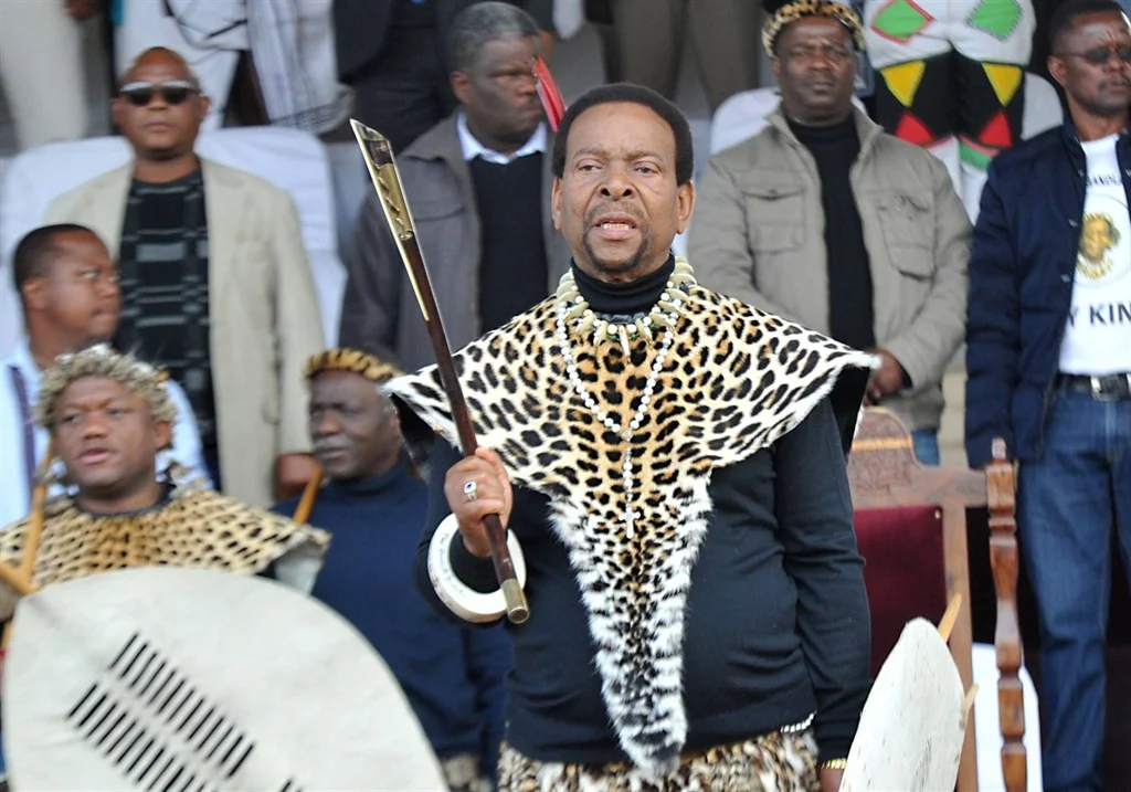 King Goodwill Zwelithini's Son Prince Lethukuthula Dies