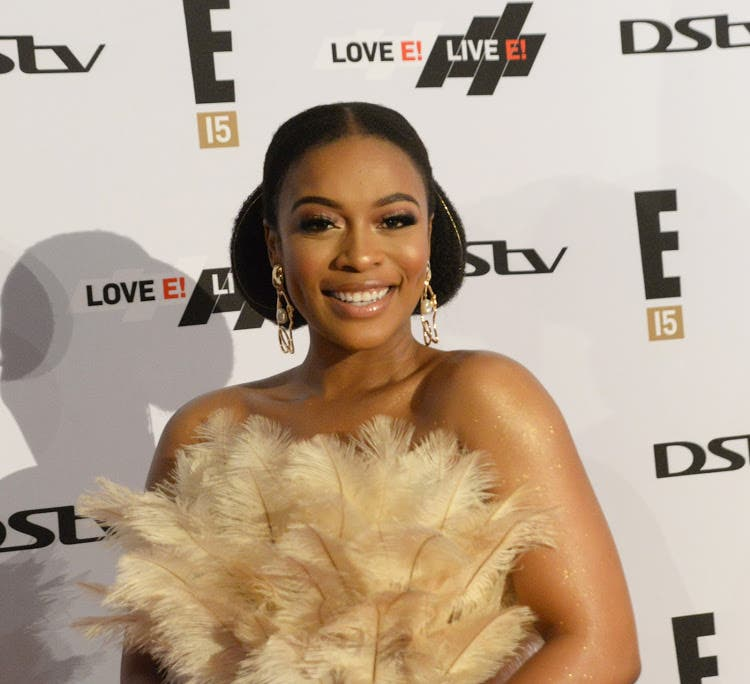 Why Nomzamo Mbatha Is Back In S.A