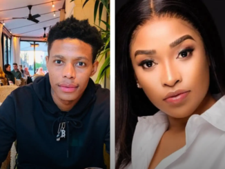 Bongani Zungu and Cindy Mahlangu