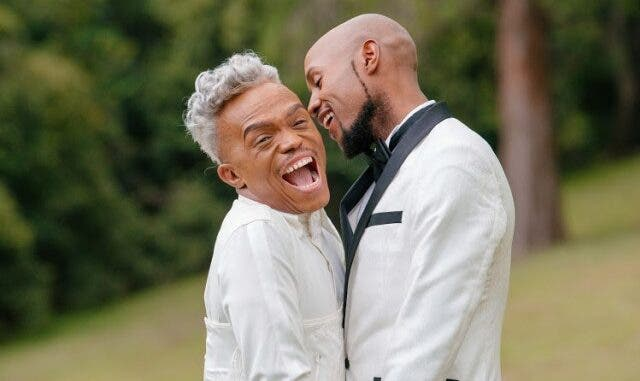Mohale and Somizi Breakup?