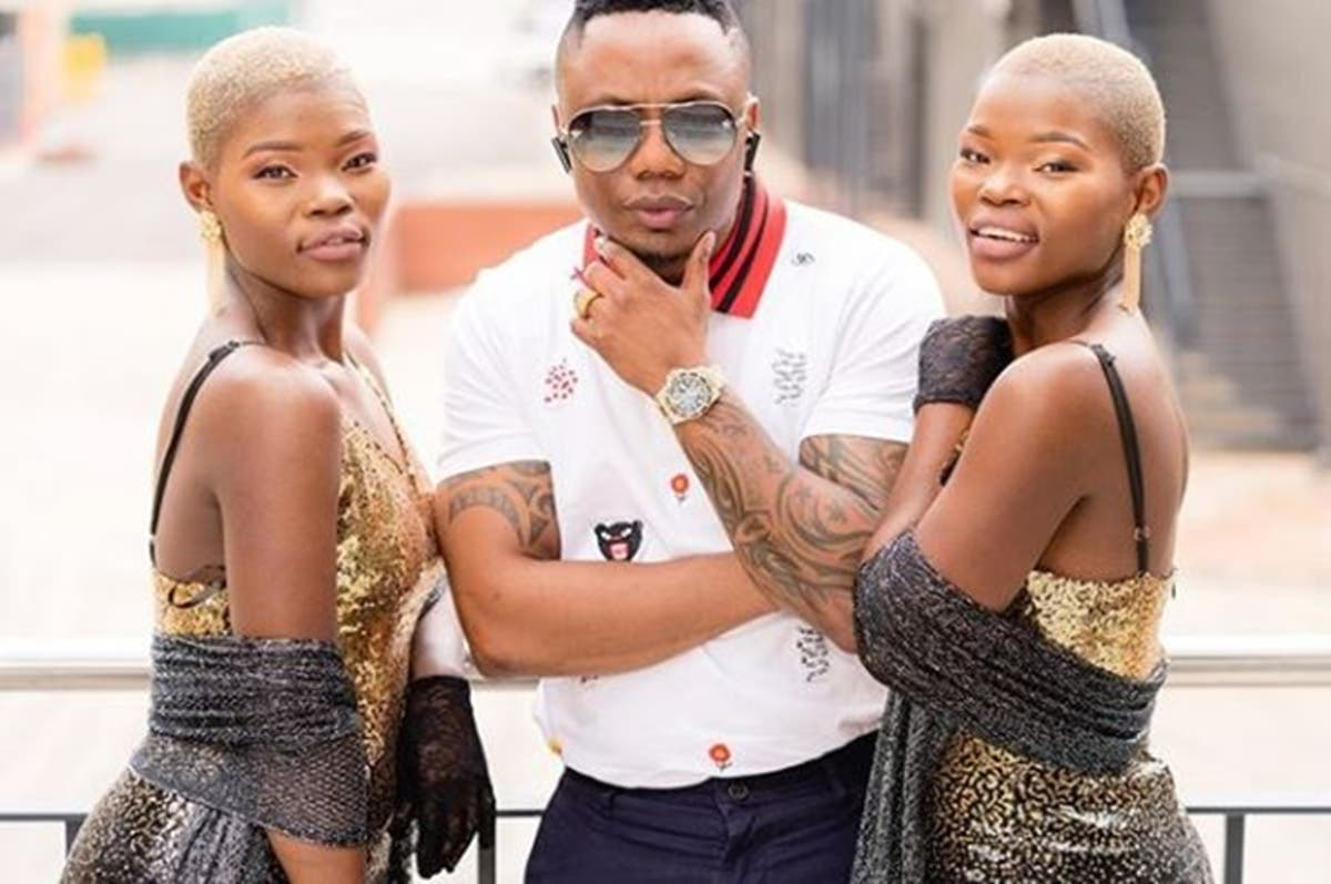 Qwabe Twins Deny Dating Rumours