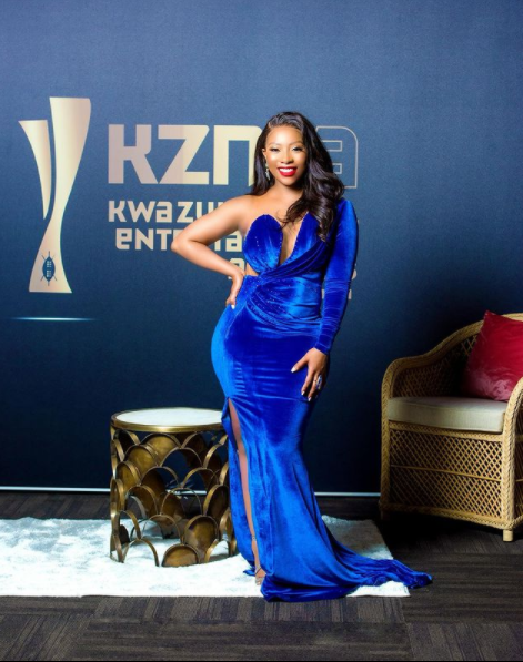 Pearl Modiadie Ends Relationship With Baby Daddy