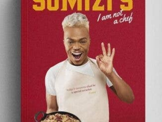 Somizi Outshines Jamie Oliver's Cookbook