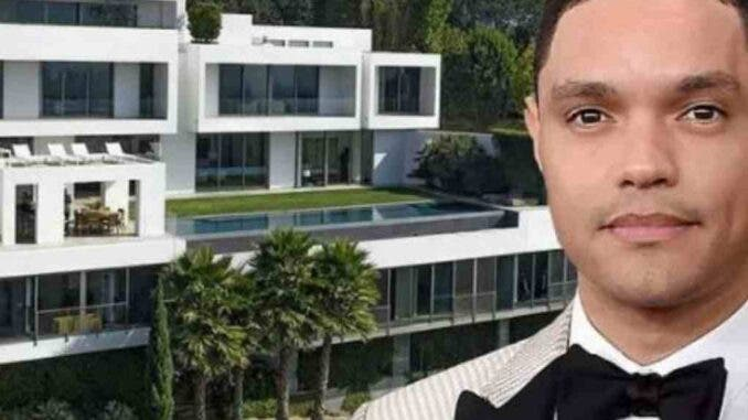 Trevor Noah's New Mansion